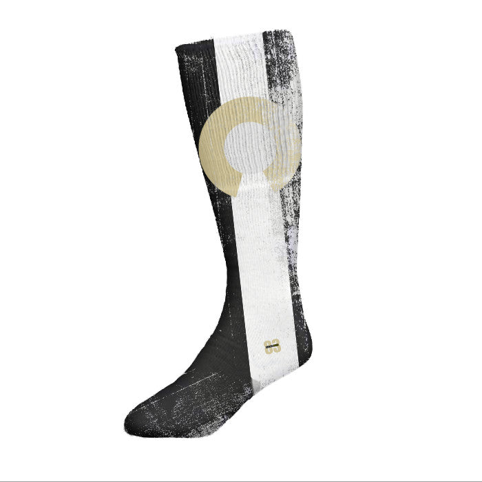 Socken Haus Colorado Gold flag Socks - Unlimited 83