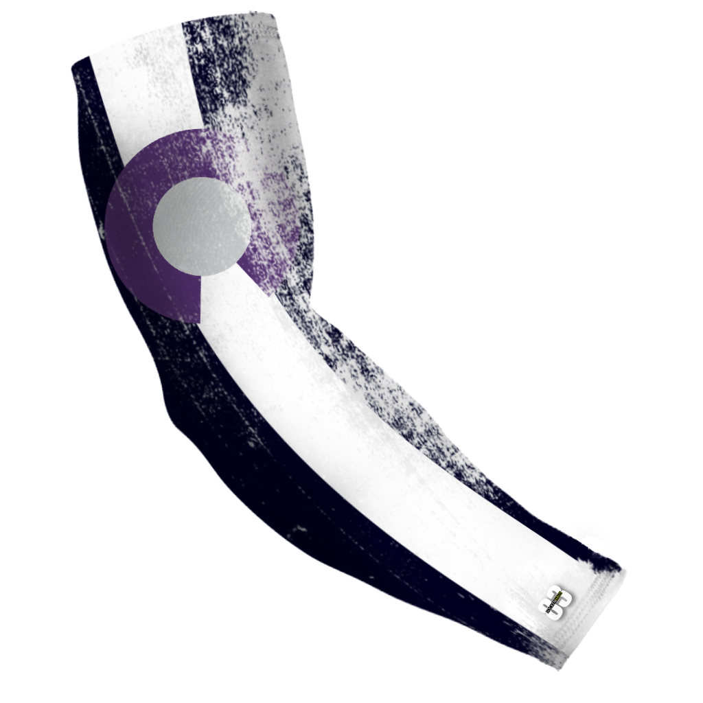 Compression Arm sleeve Colorado Purple Flag - Unlimited 83