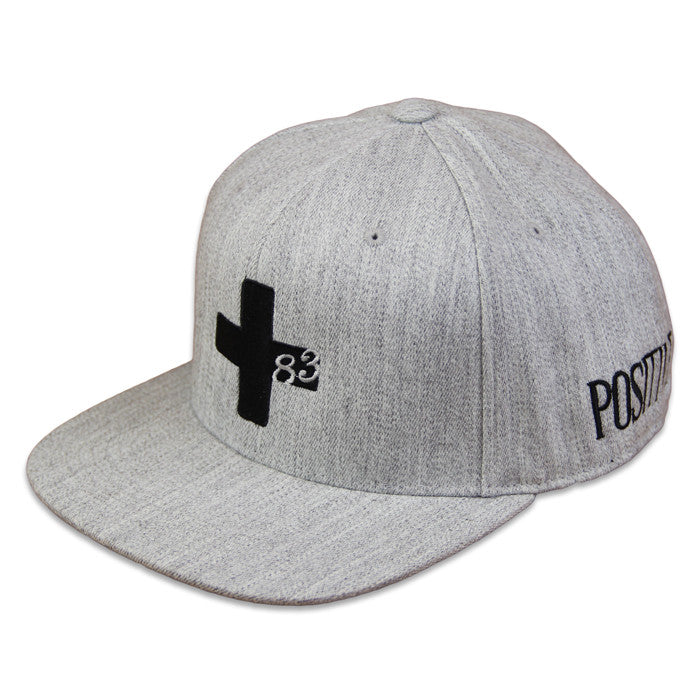 Positive words Baseball Cap snapback - Unlimited 83