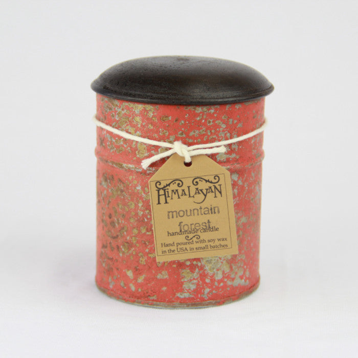Spice Tin Candle Red - Unlimited 83