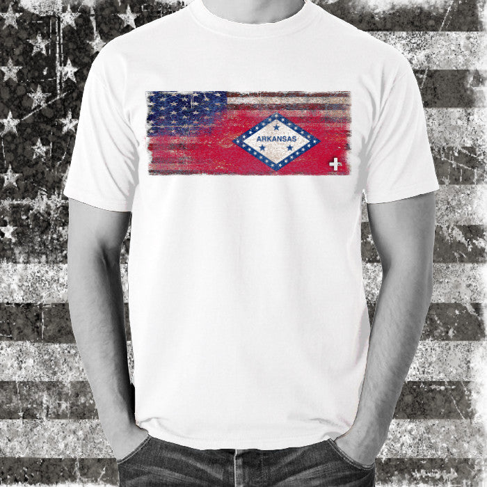 America United Arkansas Tee - Unlimited 83