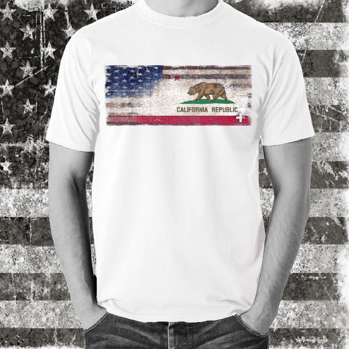 America United California Tee - Unlimited 83