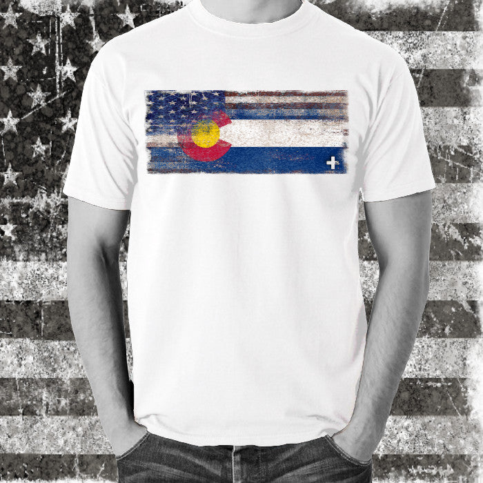 America United Colorado Tee - Unlimited 83