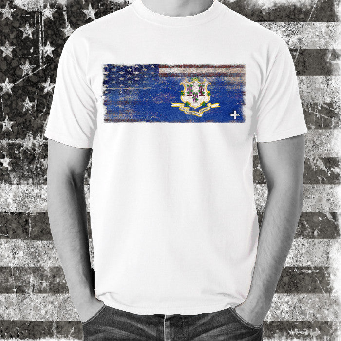 America United Connecticut Tee - Unlimited 83