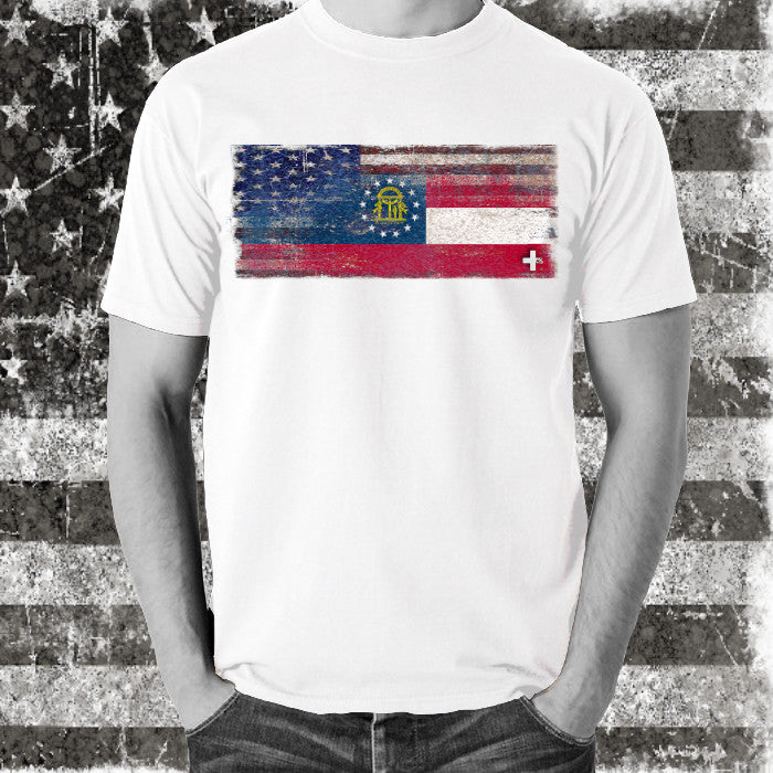 America United Georgia Tee - Unlimited 83