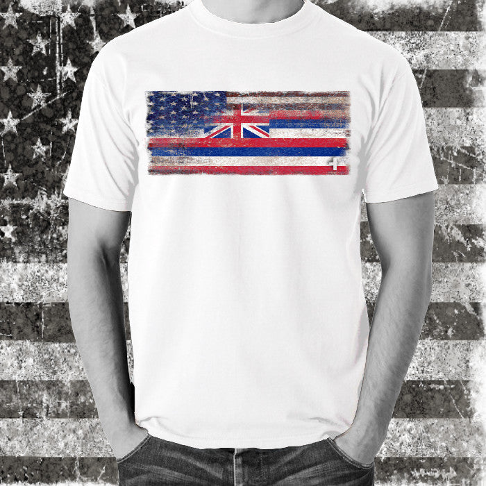 America United Hawaii Tee - Unlimited 83