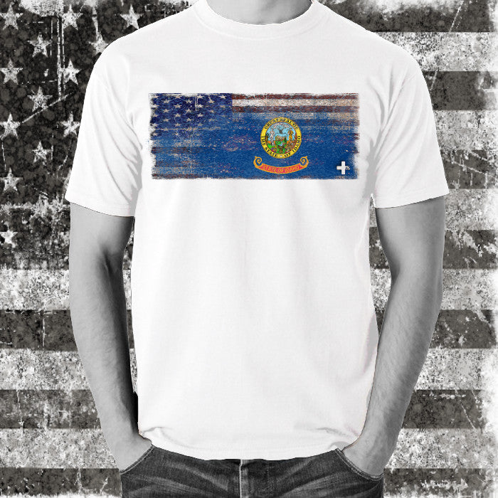 America United Idaho Tee - Unlimited 83
