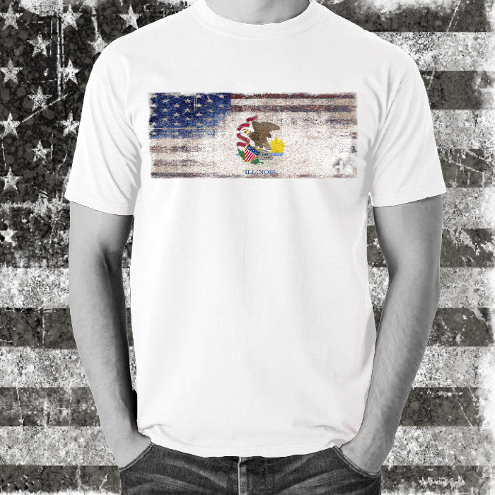 America United Illinois Tee - Unlimited 83
