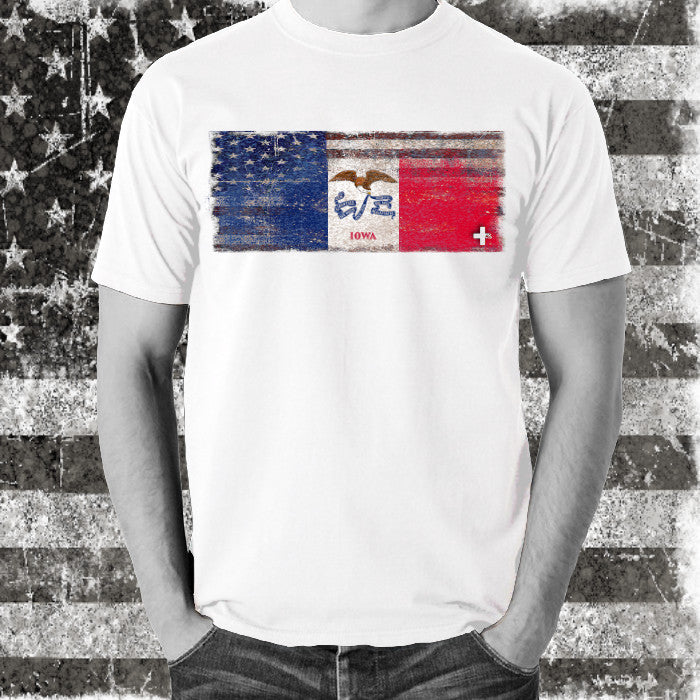 America United Iowa Tee - Unlimited 83