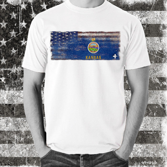 America United Kansas Tee - Unlimited 83