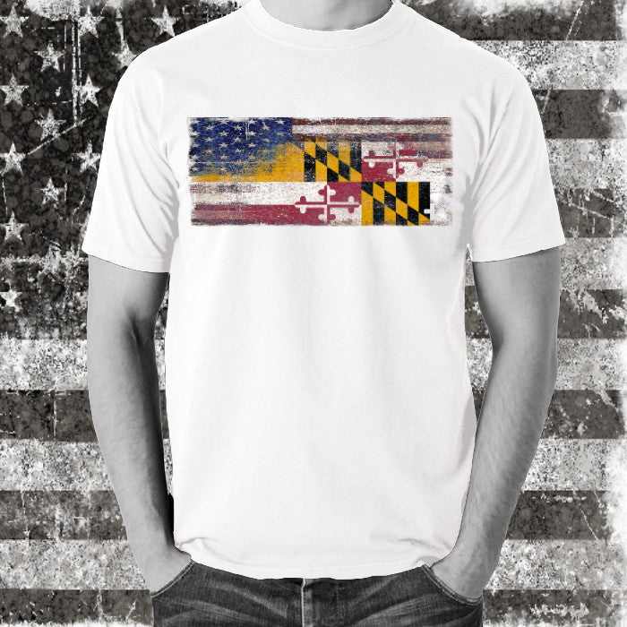 America United Maryland Tee - Unlimited 83