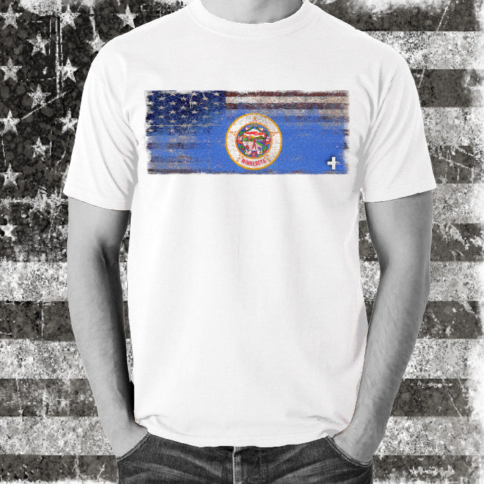 America United Minnesota Tee - Unlimited 83