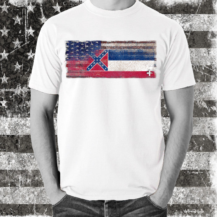 America United Mississippi Tee - Unlimited 83