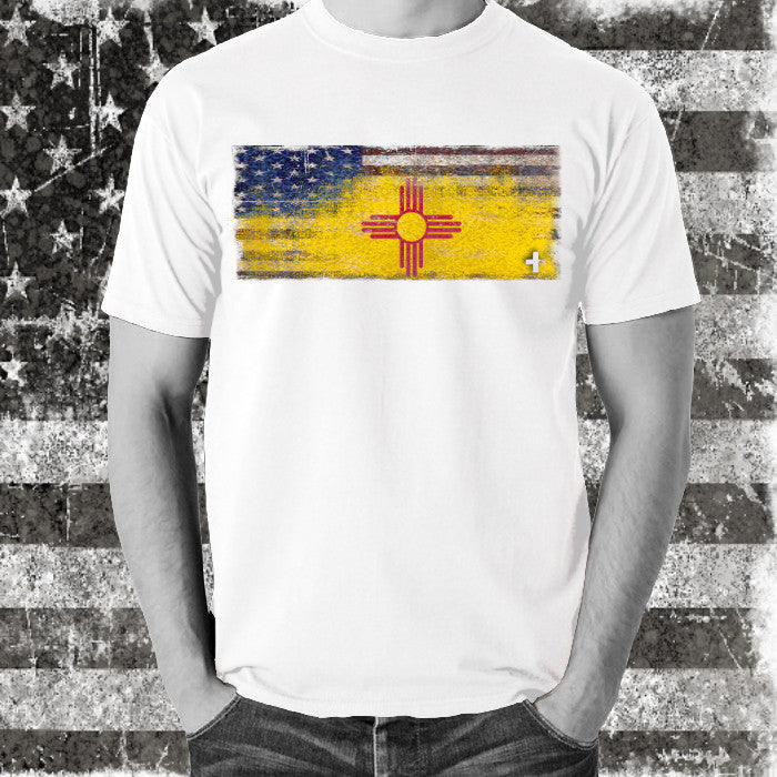America United New Mexico Tee - Unlimited 83