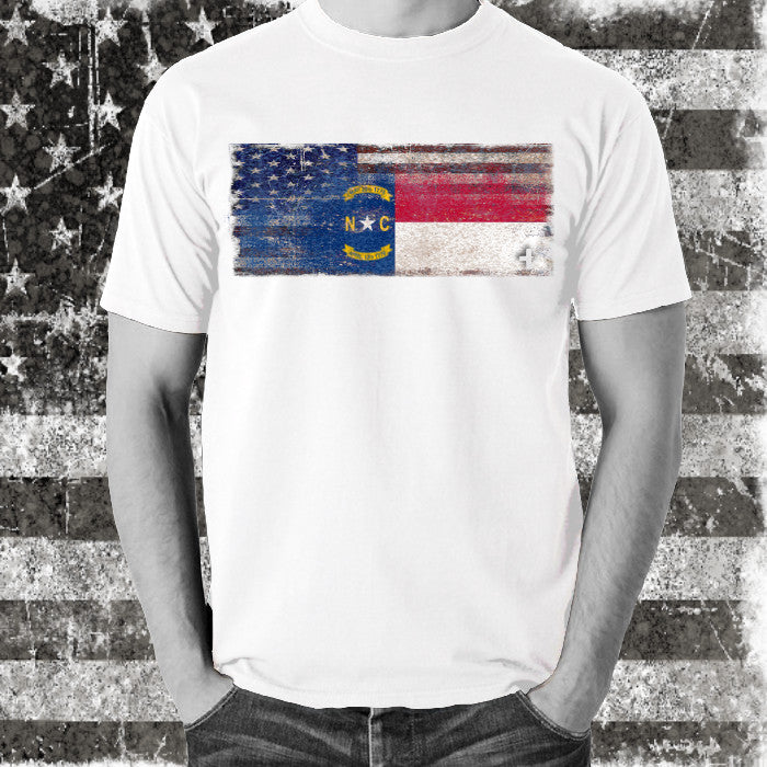America United North Carolina Tee - Unlimited 83