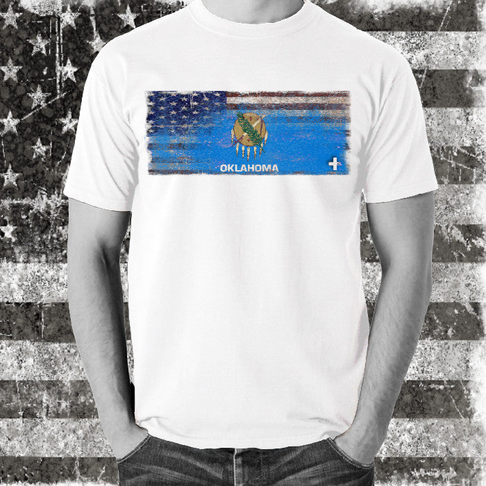 America United Oklahoma Tee - Unlimited 83