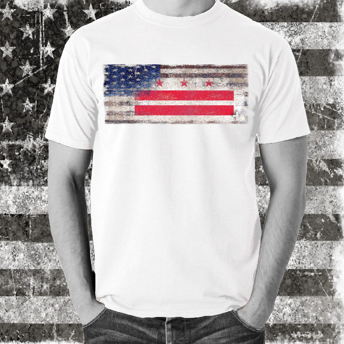America United Washington DC Tee - Unlimited 83