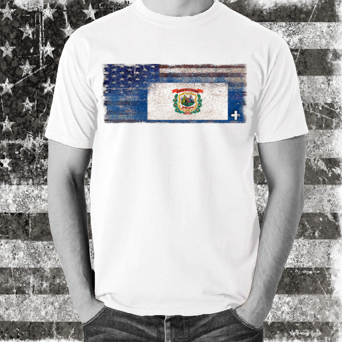 America United West Virginia Tee - Unlimited 83