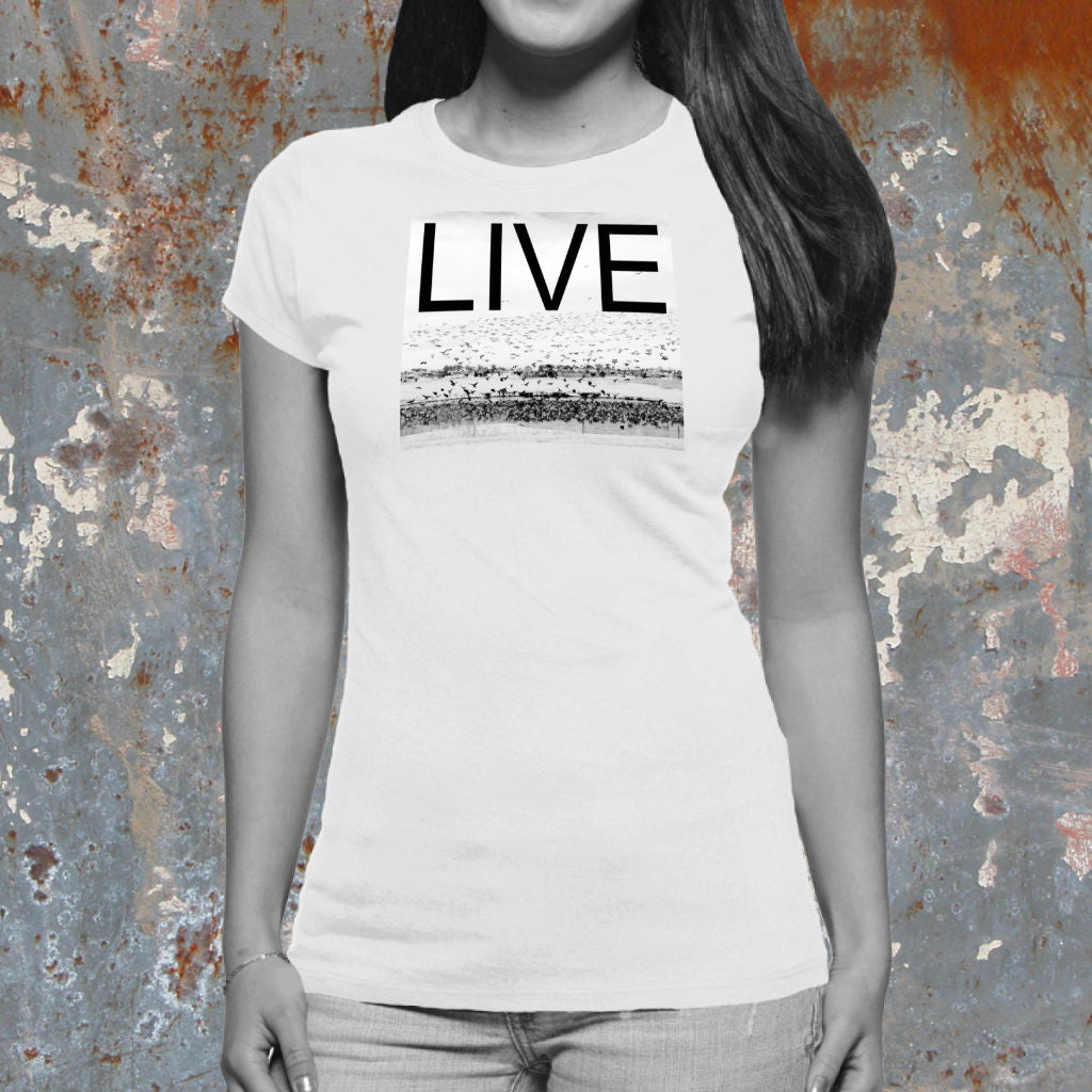 Positive Words Apparel Live T-Shirt - Unlimited 83