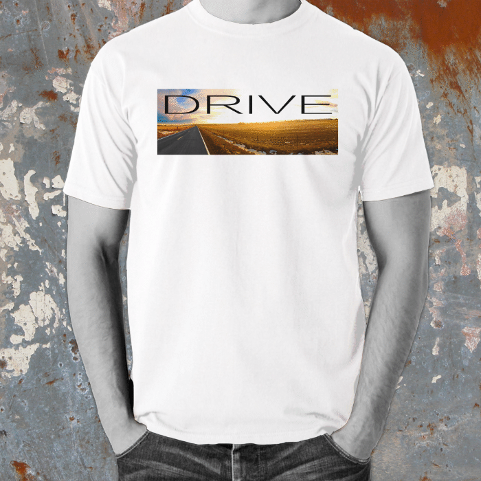 Positive Words Apparel Drive T-Shirt - Unlimited 83