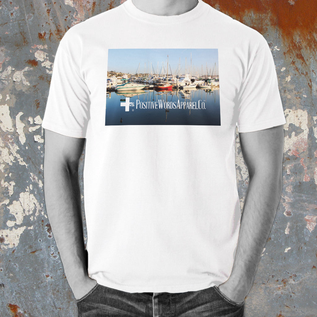 Positive Words Apparel Boats T-Shirt - Unlimited 83