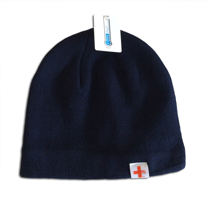 Positive Words Apparel Beanie Navy - Unlimited 83