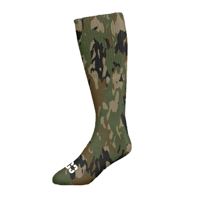 Socken Haus Camo Socks - Unlimited 83