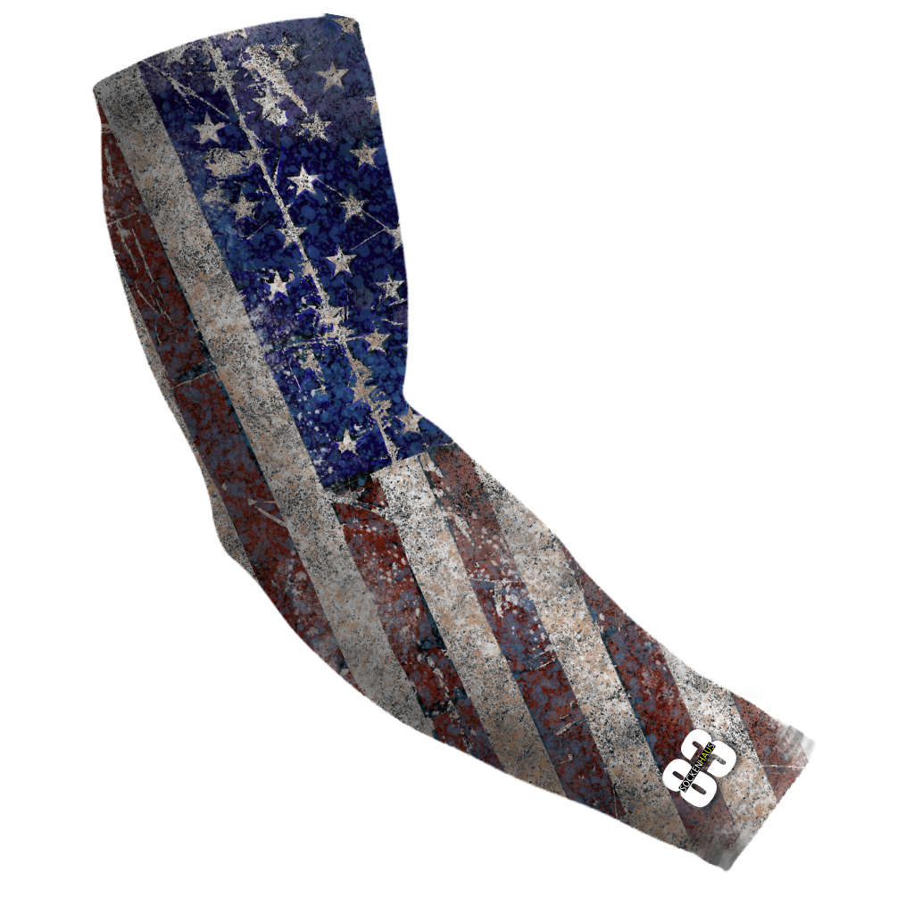 Compression Arm sleeve USA - Unlimited 83