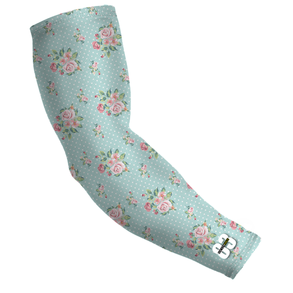 Compression Arm sleeve Flowers - Unlimited 83