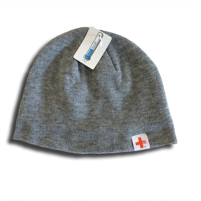 Positive Words Apparel Beanie Grey - Unlimited 83
