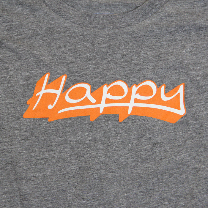 Positive Words Apparel Ladies Happy Shirt - Unlimited 83