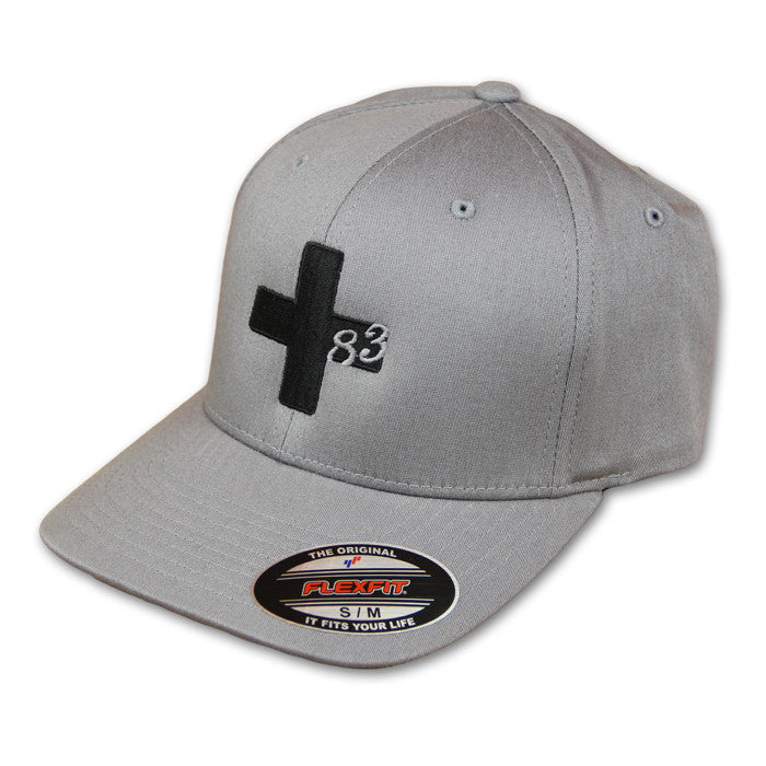 Positive Words Flexfit hat - Unlimited 83