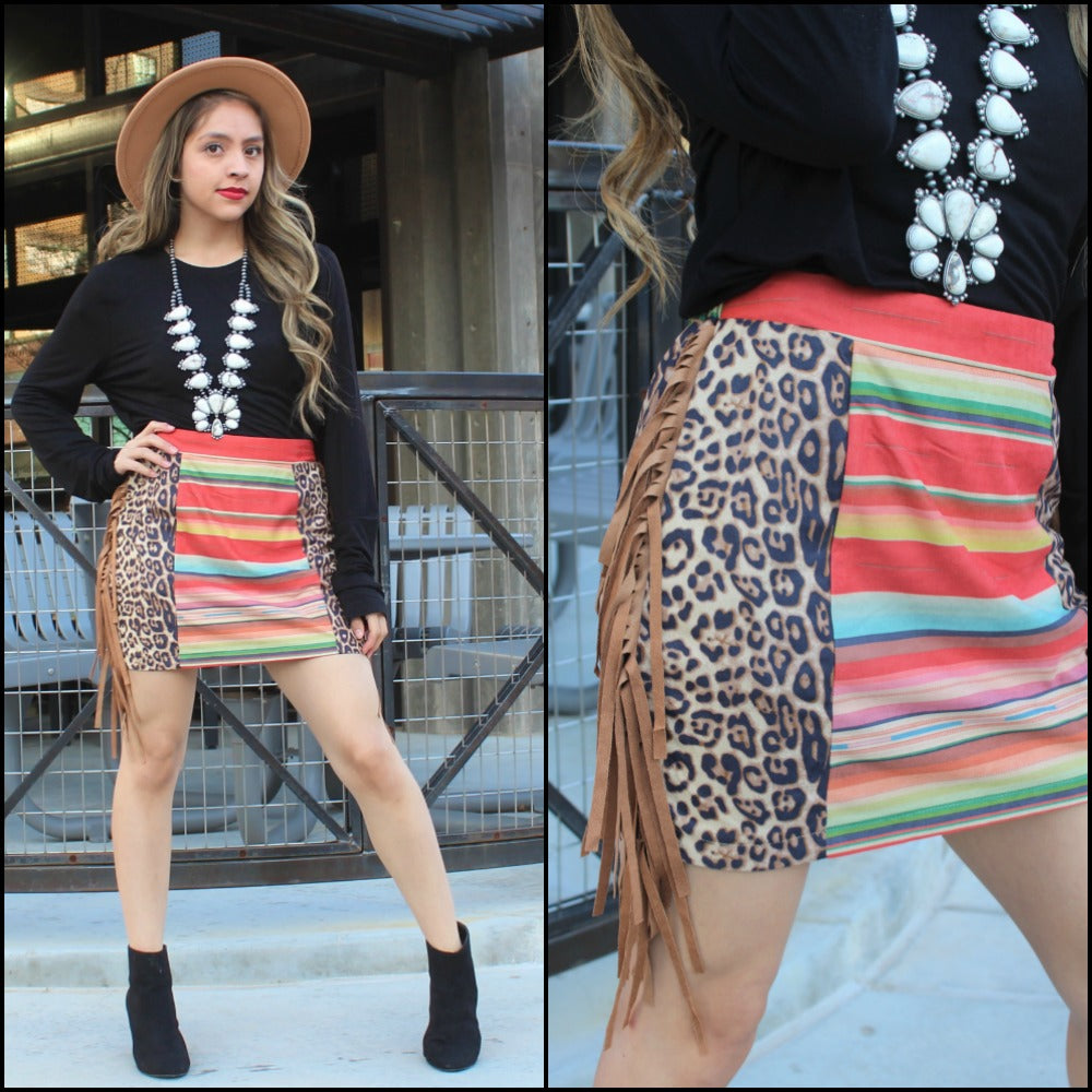 Barbie Gone Wild Skirt