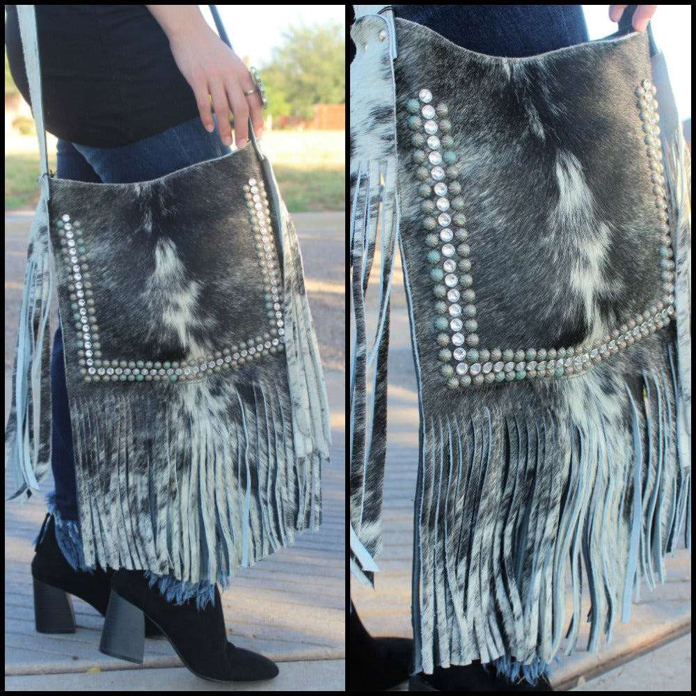 Rhinestone Rodeo Cross-Body