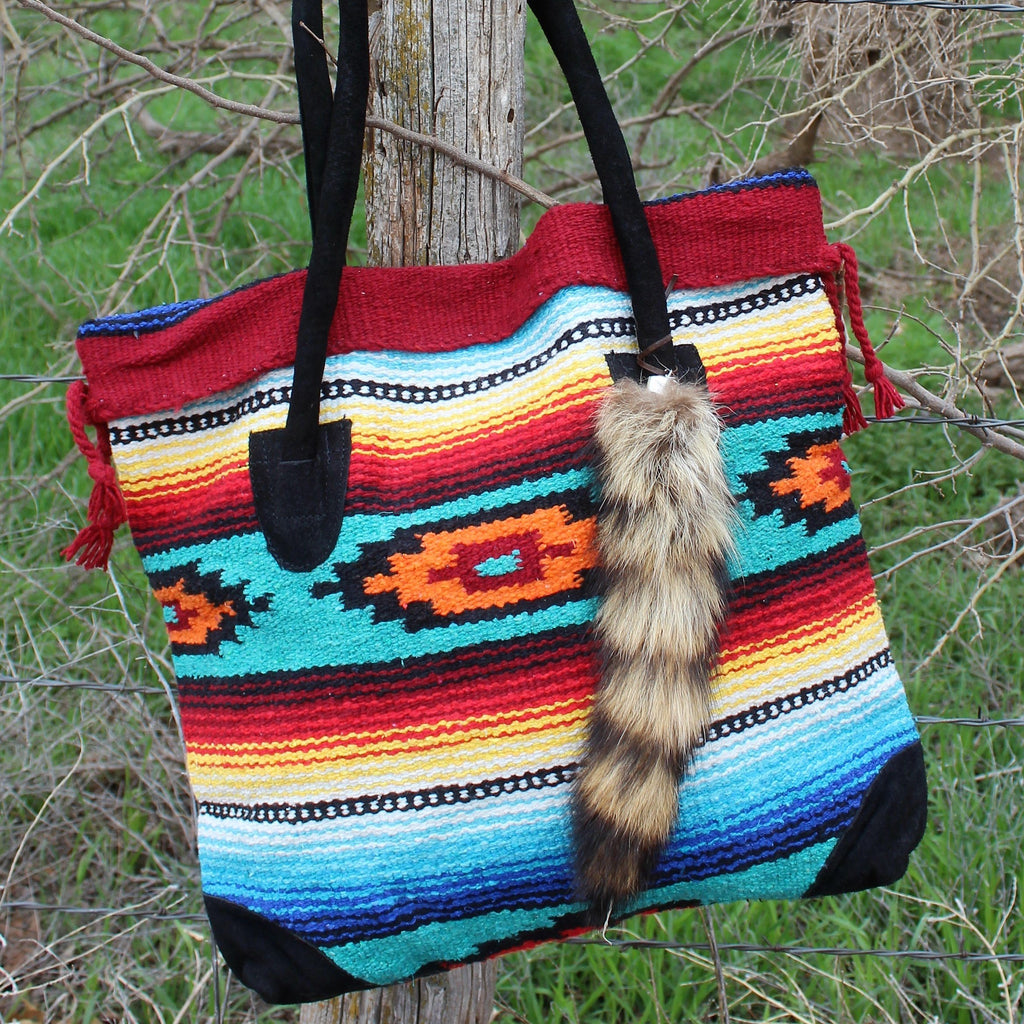 Southwest Red Sunrise Bag