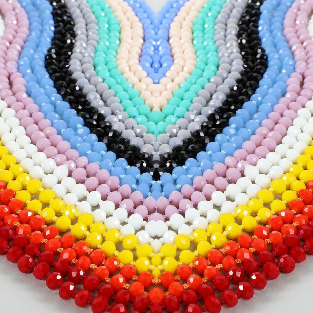 Cry Me A River Beaded Necklace
