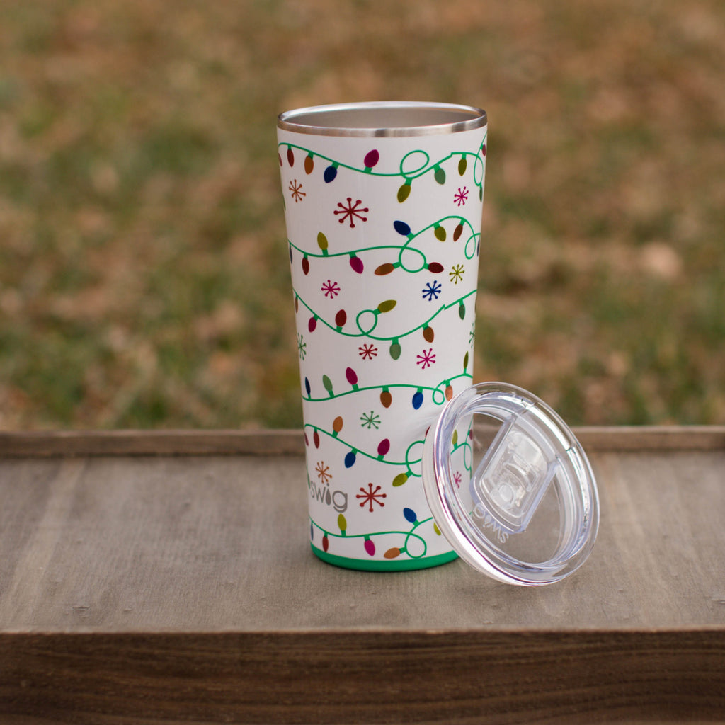 Swig Let It GLow 22oz. Tumbler