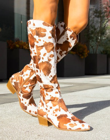 Cowgirl Poise and Grace Boots