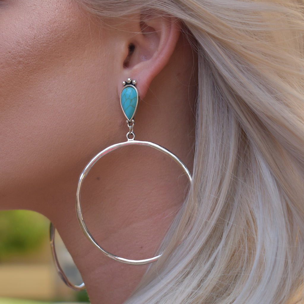 The Stone Within Earrings