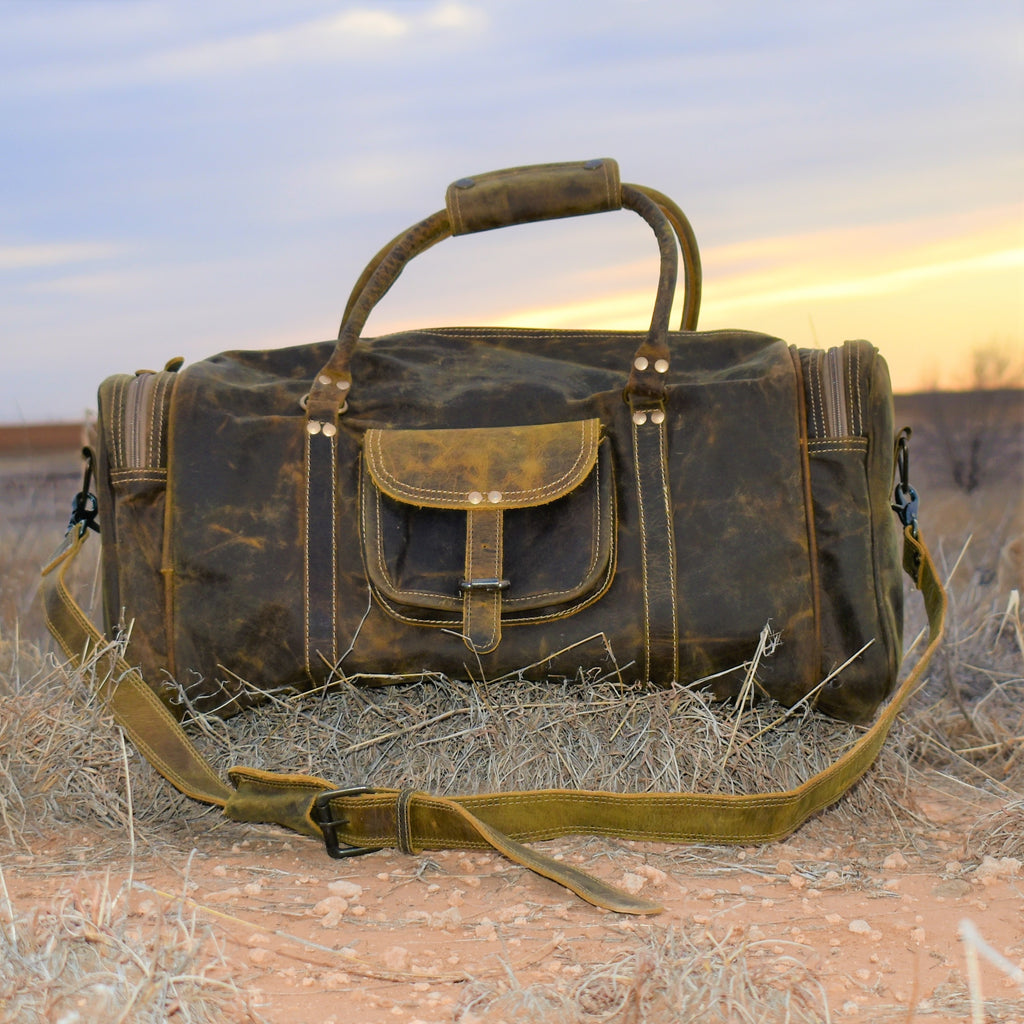 Soulful Traveler Duffel Bag