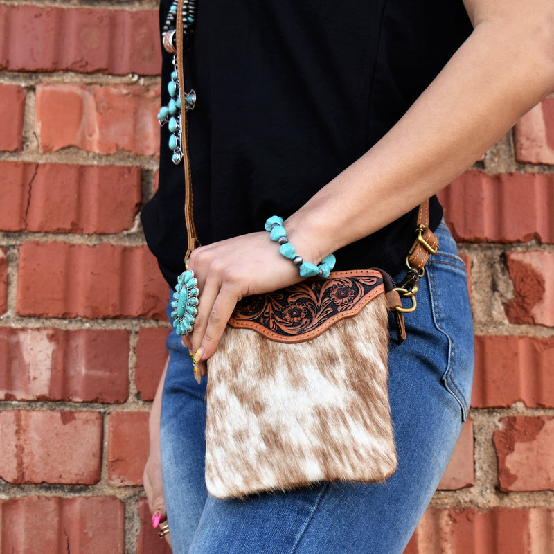 Route 66 Mini Crossbody