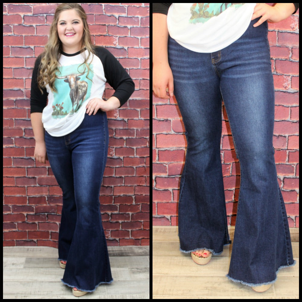 PLUS Fabulous Flare Jean