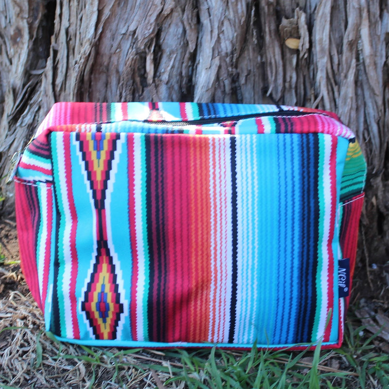 Santa Fe Serape Cosmetic Bag