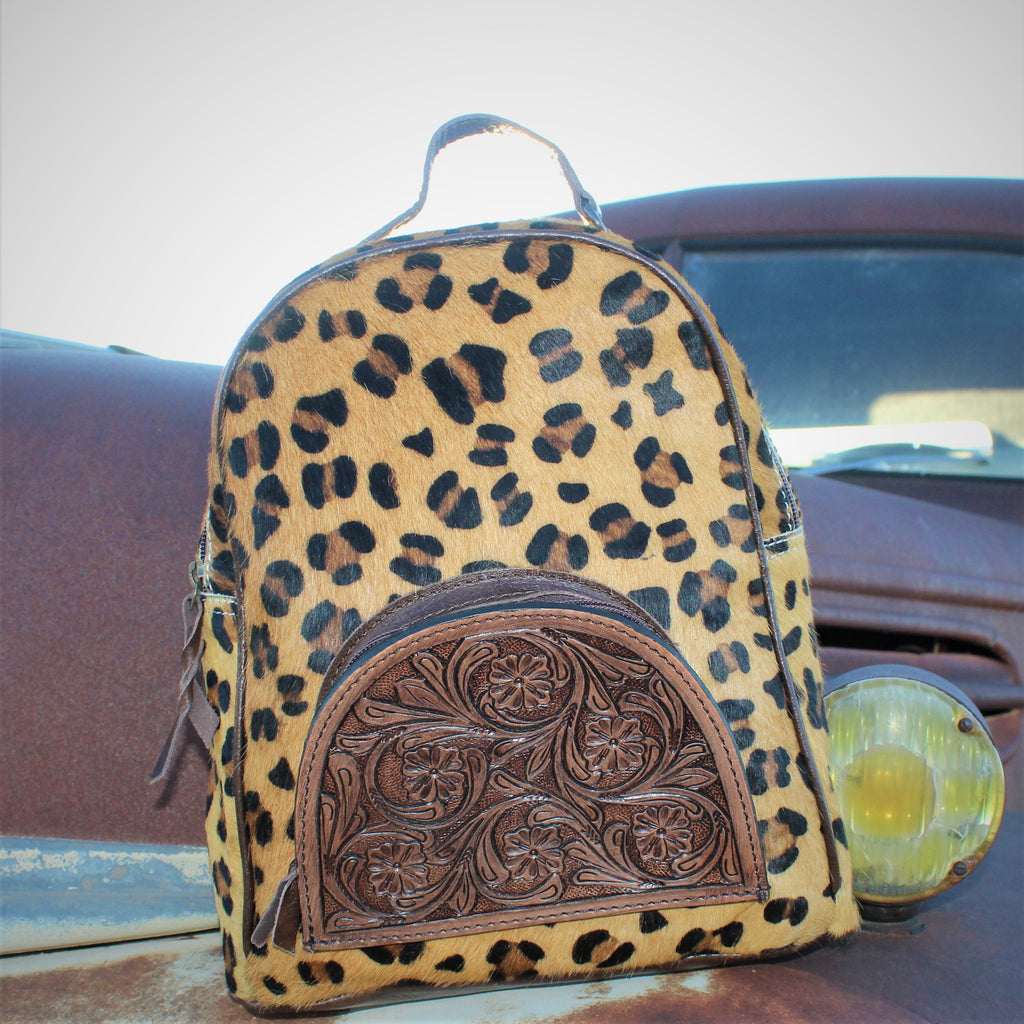 Leopard Old Town Backpack