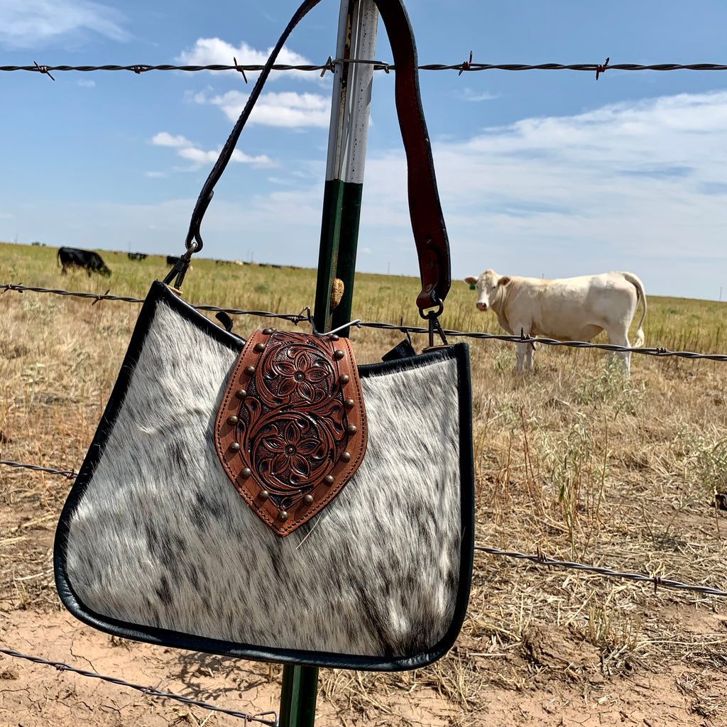 American Country Purse Black