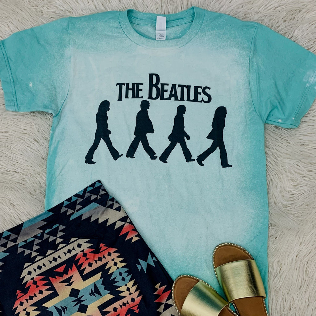 Rock Band Tee - Beatles