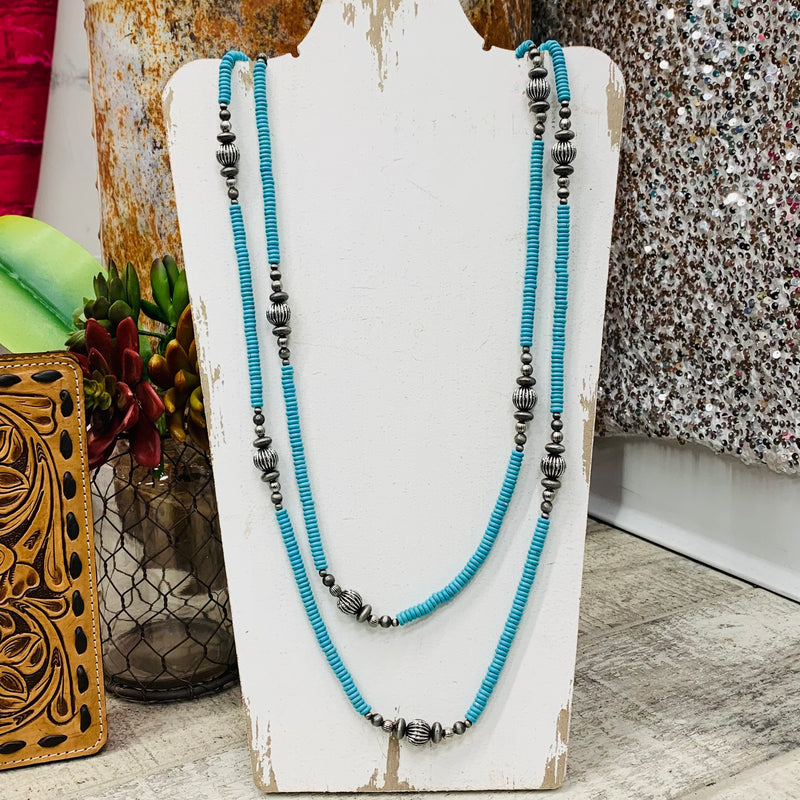 High Noon Long Necklace