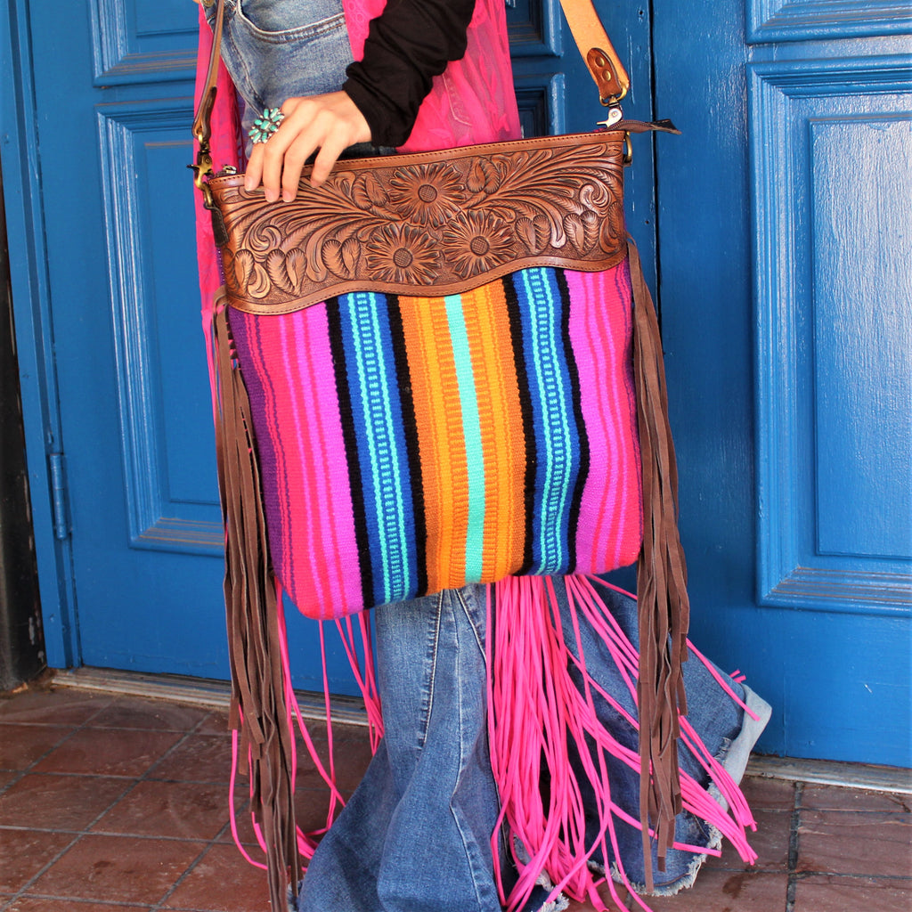 Grand Canyon Serape Satchel