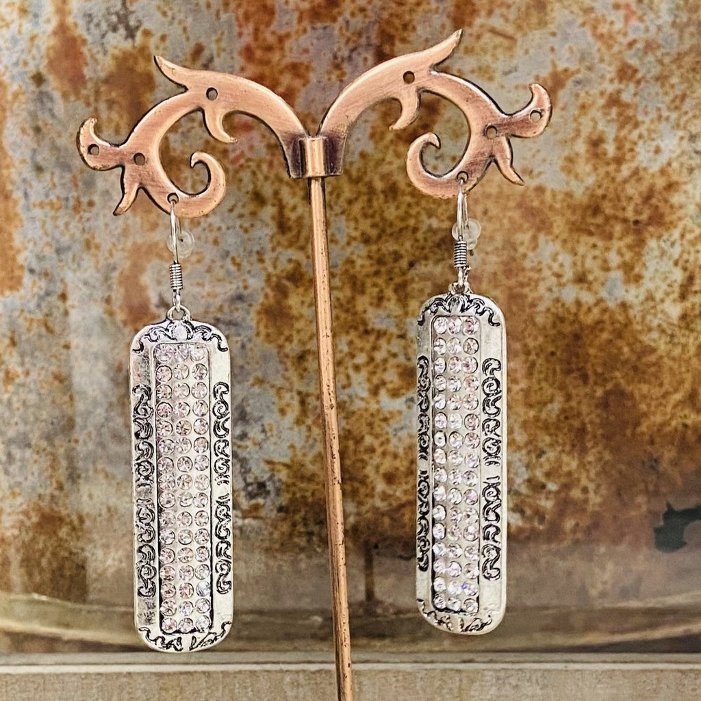 Crystal Cry Pretty Earrings