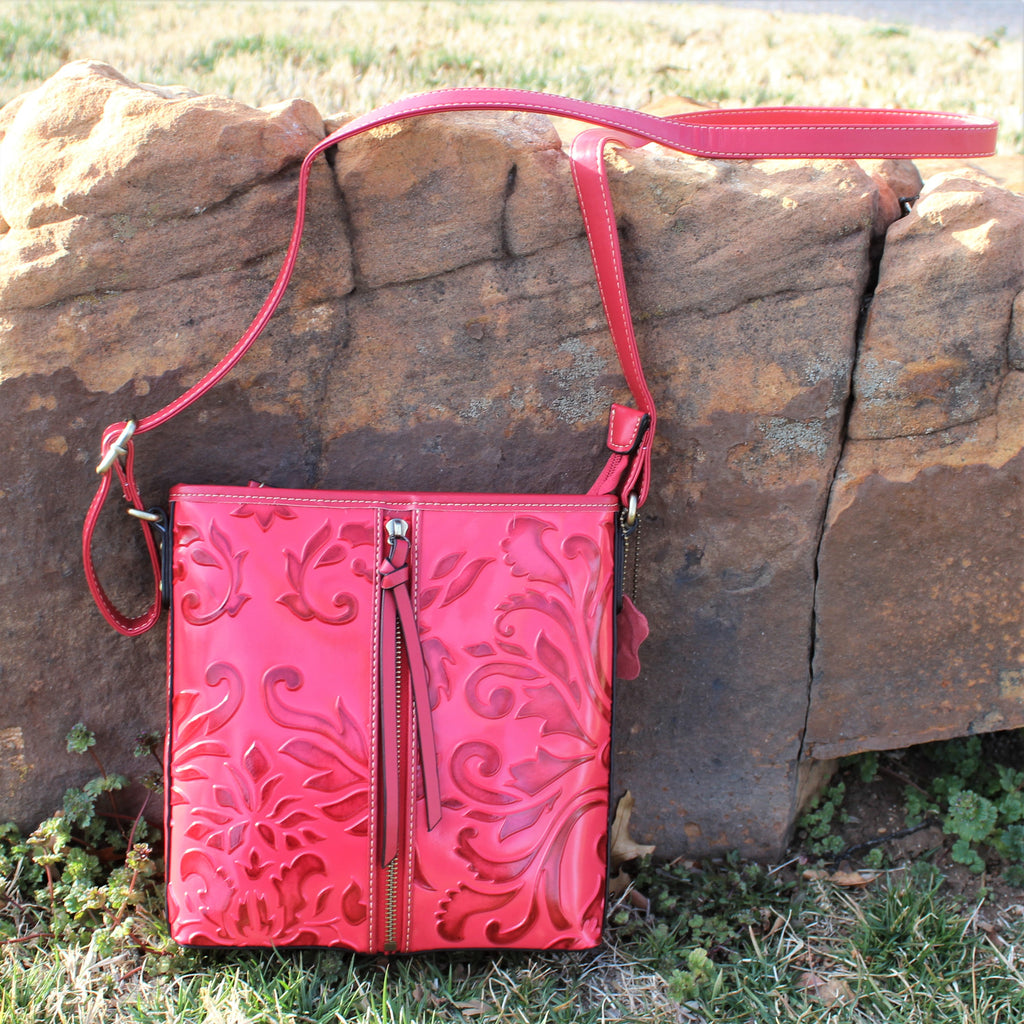 Cherry Bomb Cross Body